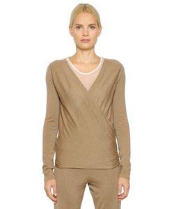 CALLENS | Cashmere Knit Wrap Cardigan