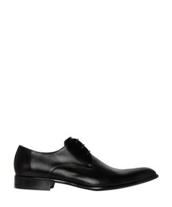 CALZOLERIA TOSCANA | Classic Derby Lace-Up Leather Shoes
