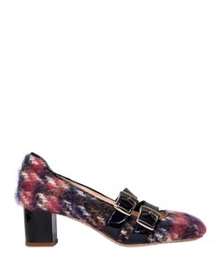 CAMILLA ELPHICK | 30mm Miss Marple Wool Pumps