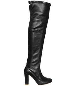 CAMILLA ELPHICK | 105mm This Is The Limit Leather Boots