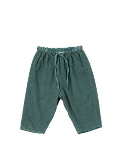 CARAMEL BABY AND CHILD   Corduroy Cotton Jersey Pants