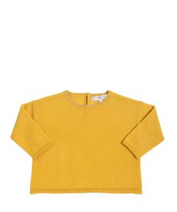 CARAMEL BABY AND CHILD   Cotton Silk Sweater