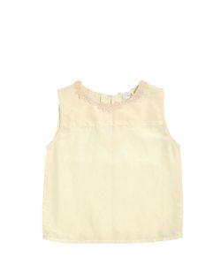 CARAMEL BABY AND CHILD   Cotton Silk Muslin Top