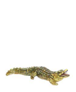 CERAMICHE PUGI | Ceramic Crocodile
