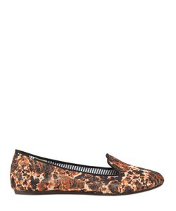 Charles Philip | Printed Grosgrain Loafers