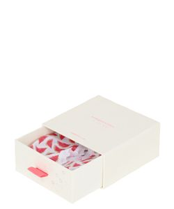 Cheek Frills | Watermelon Modal Bralette Briefs Set