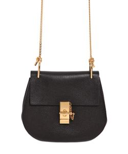 Chloe | Small Drew Grained Nappa Leather Bag