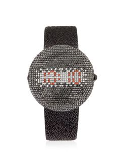 CHRISTIAN KOBAN | Clou Dinner Watch With Diamonds