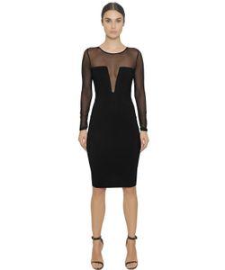 Christies   Microfiber Shapewear Tulle Dress