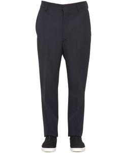 Christophe Lemaire | 18cm Wool Gabardine Pants