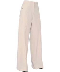 Christophe Lemaire | Cotton Wide Leg Pants