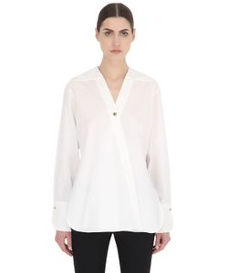 Christophe Lemaire | Cotton Poplin Shirt