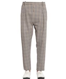 Christophe Lemaire | 17.5cm Cotton Seersucker Pants