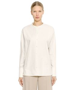 Christophe Lemaire | Cotton Oxford Shirt