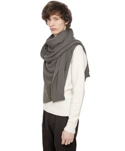 Christophe Lemaire | Asymmetrical Cashmere Shawl
