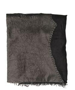 CLAUDIO CUTULI | Modal Blend Leather Scarf