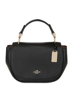 COACH NY | Nomad Leather Top Handle Bag