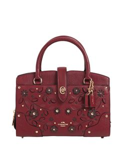 COACH NY | Mercer Embellished Leather Bag