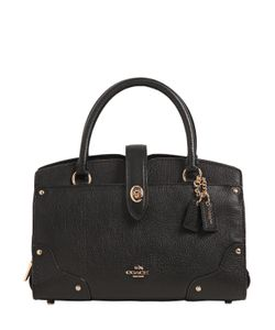 COACH NY | Mercer Leather Top Handle Bag