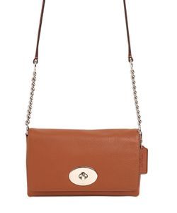 COACH NY | Crosstown Leather Shoulder Bag