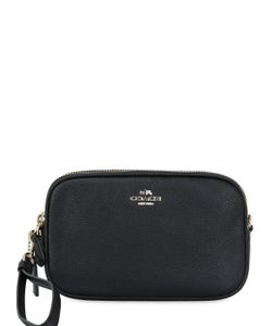 COACH NY | Crossbody Pebble Leather Clutch