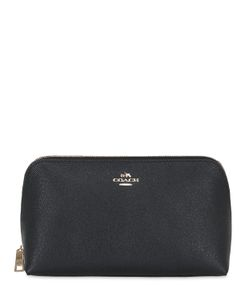 COACH NY | Crossgrain Leather Cosmetic Case