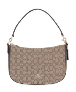 COACH NY | Coated Canvas Shoulder Bag