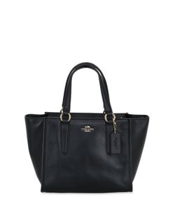 COACH NY | Crosby Mini Carryall Leather Tote Bag
