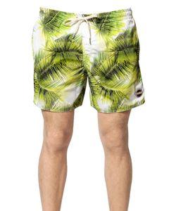 Colmar Originals | Printed Nylon Swimming Shorts