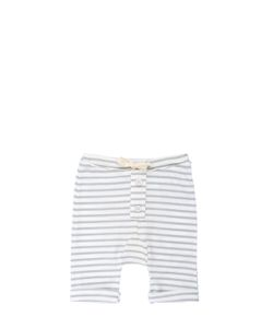 Così Com'È | Striped Organic Cotton Jersey Pants