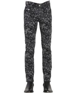 COSTUME N COSTUME | 16cm Pollock Printed Stretch Denim Pants