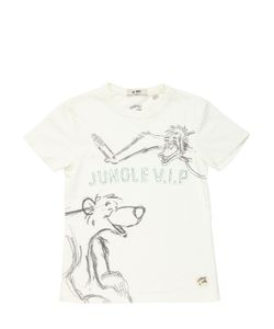 COURAGE&KIND | Jungle V.I.P Cotton Jersey T-Shirt