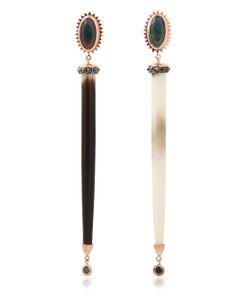 DANIELA VILLEGAS | Spike Earrings