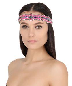 Deepa Gurnani   Path Of Colors Beaded Headband