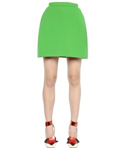 Delpozo | Double Sided Neoprene Skirt