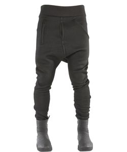 DEMOBAZA | Neo Fit Neoprene Jogging Pants