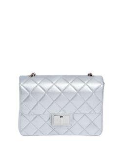 Designinverso | Milano Quilted Effect Pvc Shoulder Bag