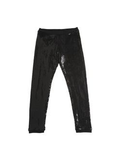 Diesel Kids | Sequined Jersey Leggings