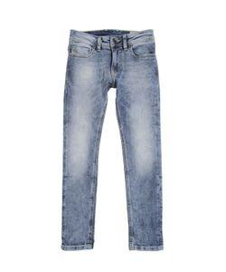 Diesel Kids   Skinny Fit Washed Stretch Jeans