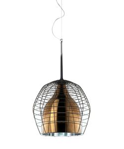 DIESEL LIVING | Cage Suspension Lamp