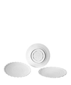 DIESEL LIVING | With Seletti Set Of 6 Dinner Plates
