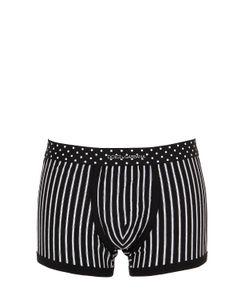 Dolce & Gabbana | Pinstriped Stretch Jersey Boxer Brief