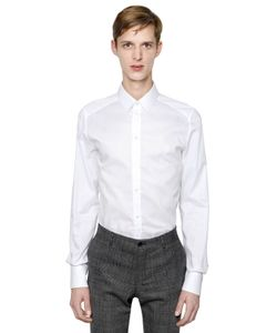 Dolce & Gabbana | Fil-Afil Cotton Shirt