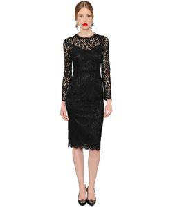Dolce & Gabbana | Cordonetto Lace Pencil Dress