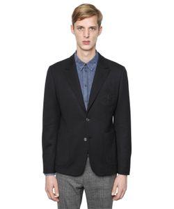 Dolce & Gabbana | Wool Interlock Blazer