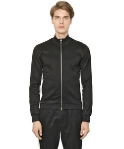 Dolce & Gabbana | Zip Up Double Cotton Sweatshirt