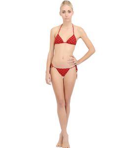 Dolce & Gabbana | Polka Dot Lycra Bikini