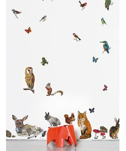 DOMESTIC | Animal Wall Stickers