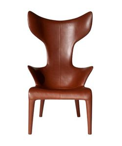 DRIADE | Lou Read Leather Chair