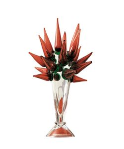 DRIADE | Maria Pia Hand Blown Glass Vase